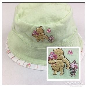 Disney's Classic Pooh Embroidered Bucket Hat